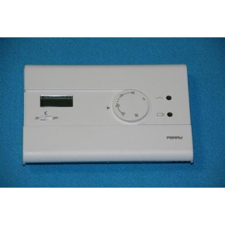 Patareitoitega termostaat