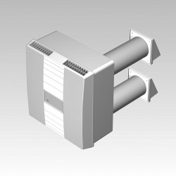 Soojustagastusega lokaalne ventilatsiooniseade M-WRG-S
