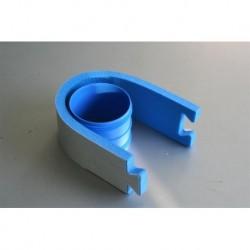 Ventilatsiooni siirdmik isoleeritud 125mm
